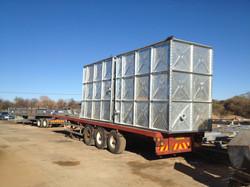 Sectional Steel Wateranks