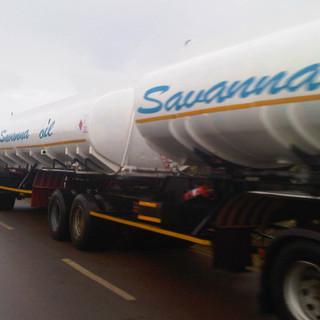 Long Range Oil Transport