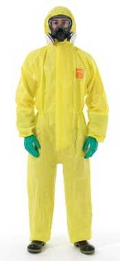 Haz Mat Coverall PPE Kit