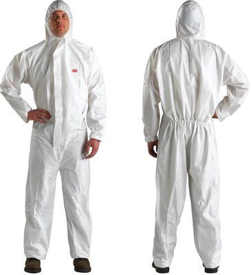 Type 5/6 Coverall PPE Kit