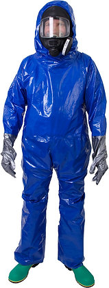 Type 3 Chemical Protective Suit