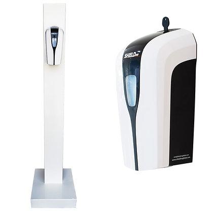 Free Standing Disinfectant Dispenser