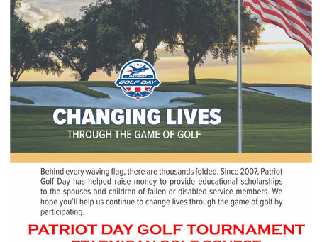 Change Lives through Golf with Us!