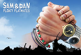 Sam & Dan_ Floaty Flatmates