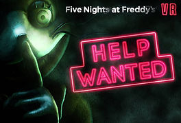 Five Night's at Freddy's Help Wanted