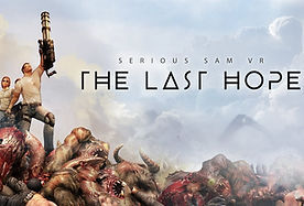 Serious Sam VR: Last Hope