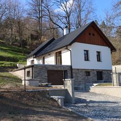 Rekonstrukce rodinného domu Jarcová