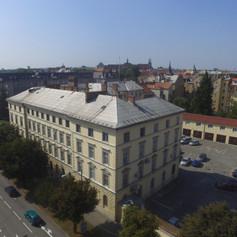 Stavební úpravy - Olomouc, Žižkovo nám. č. 600