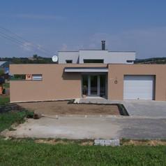 Rodinný dům Valašské Meziříčí - u Stadionu