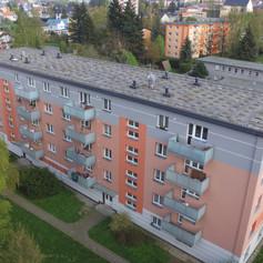 Revitalizace panelového domu Seifertova 701, 702, Valašské Meziříčí