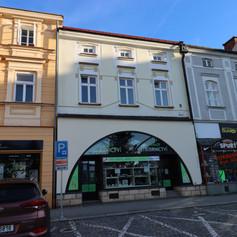 Revitalizace měštanského domu Mostní 97/6, Valašské Meziříčí