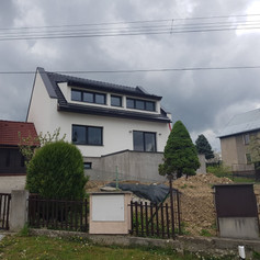 Valašské Meziříčí – řadový dům Podlesí