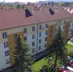 Revitalizace bytového domu Čajkovského, Valašské Meziříčí
