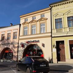 Revitalizace měštanského domu č.p 90, Náměstí, Valašské Meziříčí