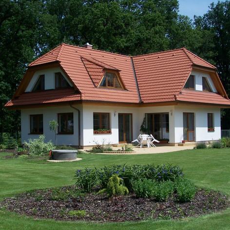 Rodinný dům Pardubice