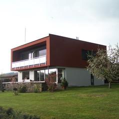 Rekonstrukce rodinného domu - Šumperáku