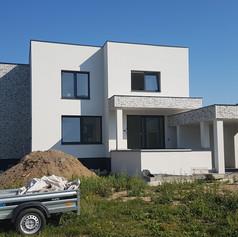 Rodinný dům Hranice na Moravě - rekonstrukce