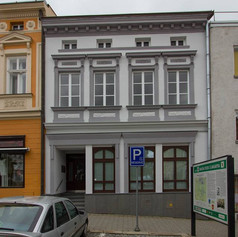 Revitalizace měštanského domu č.p 105, Náměstí, Valašské Meziříčí
