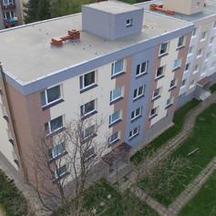 Revitalizace bytového domu Podlesí