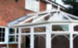 picture of cleaned conservatory