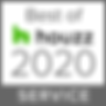 Best of service Houzz 2020