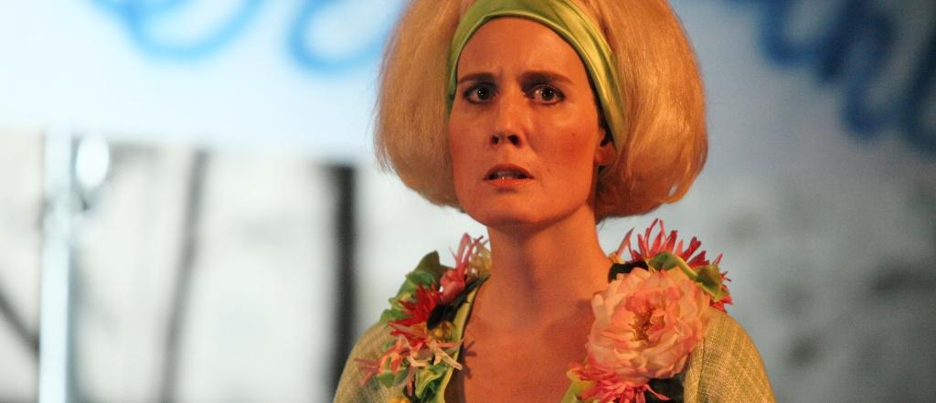 Maja Hermann als Hata