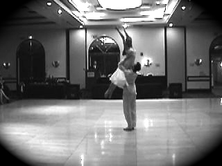 Prima Dancesport Cabaret Performance