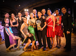 Dancing With The Stars Inspired Event with Prima Dancesport