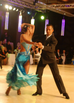 Competetive Dancing