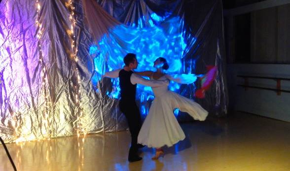 Prima Dancesport Christmas Show