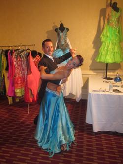Ballroom Dance Event