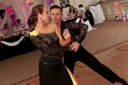 Prima Dancesport Latin Dancers