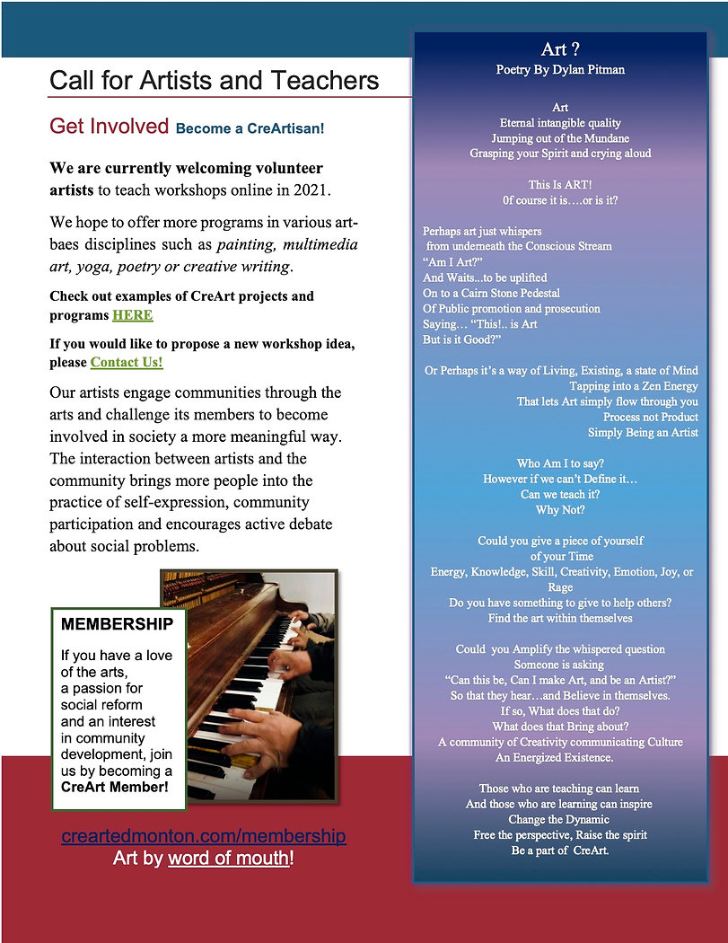 Page 2 CreArt Newsletter FEBRUARY 2021.j