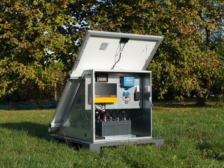 Die Highland Solarstation