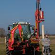 Herdenschutzzäune im LBZ Echem mit der LWK Niedersachsen