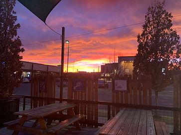 Roo Bar Sunset.JPG