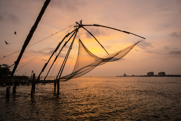 Chinese net in Cochin