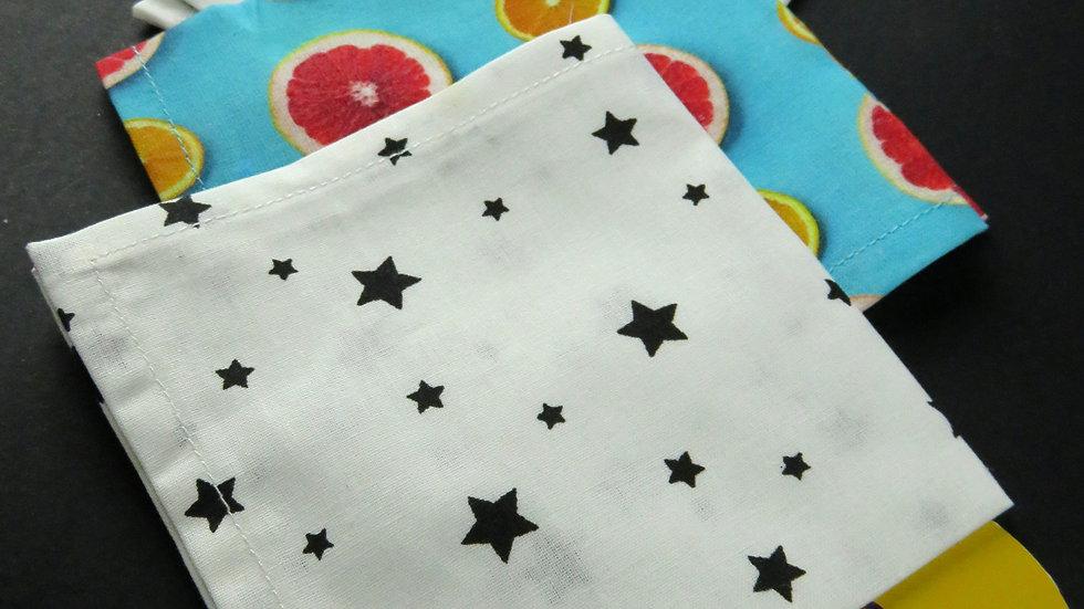 Mouchoirs en tissu (3)