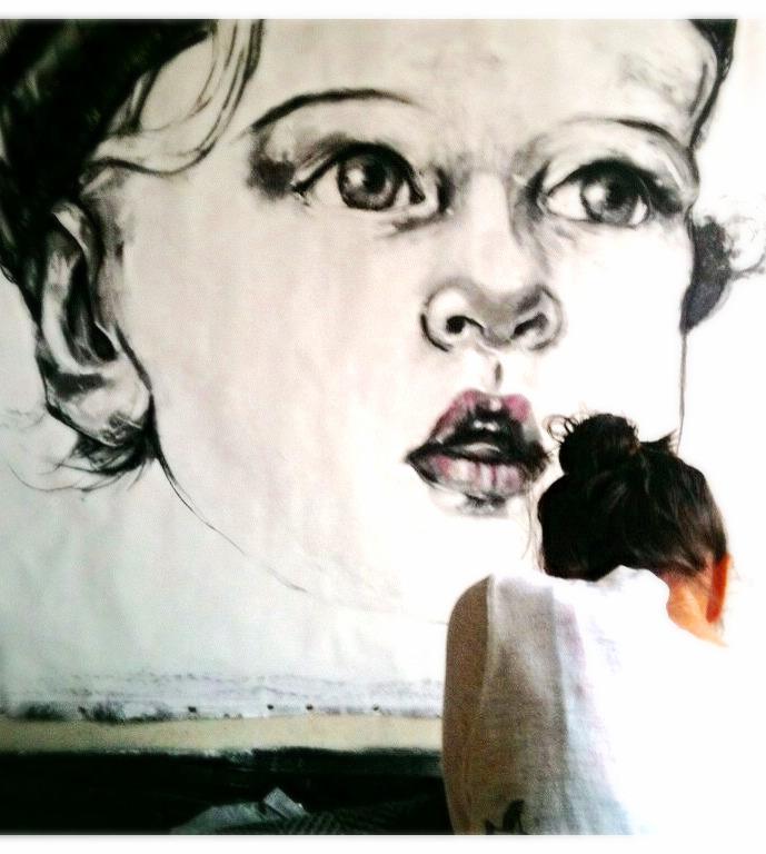 Childs Portrait. Private Commission