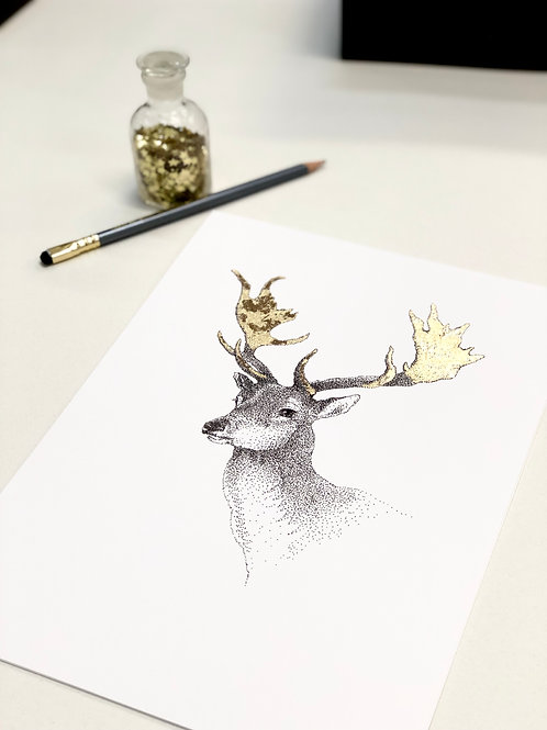A4 Stag Leader