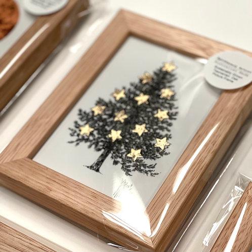 A6 Framed Christmas