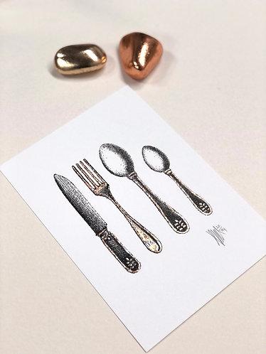A5 Cutlery