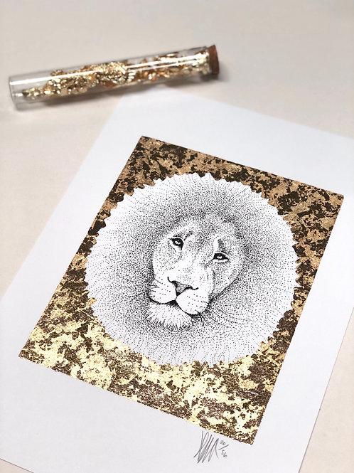 A4 Lion