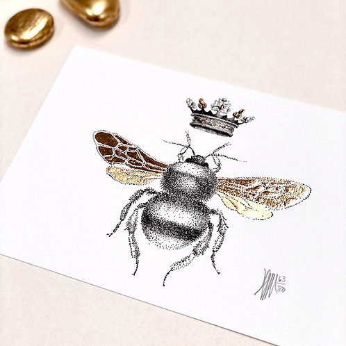 Bee Landscape A5 A4