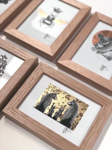 A6 Framed Print/s