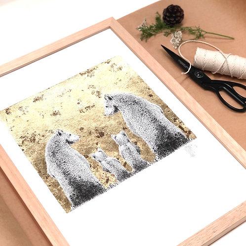 A3 Frame: A3 Art