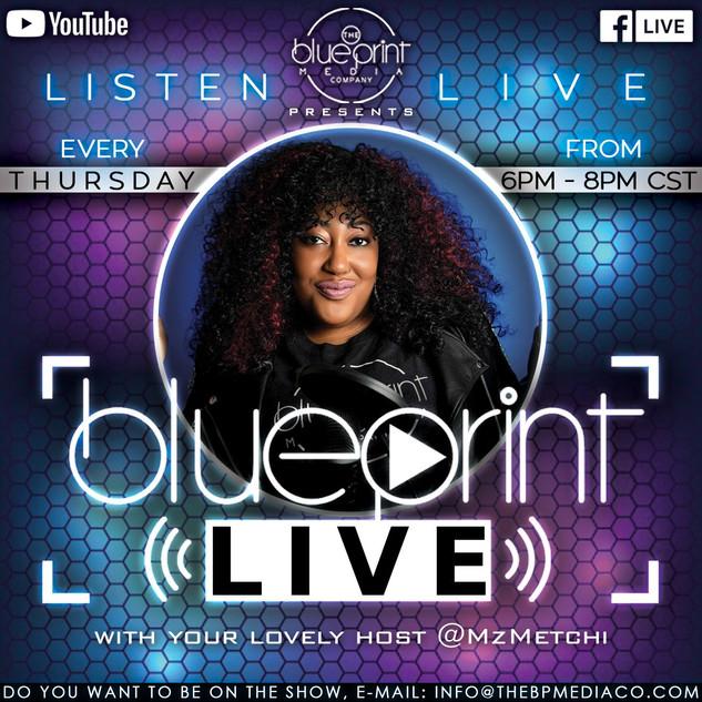 The Blueprint Live