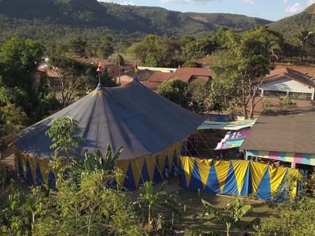 Reabertura do Centro Cultural Circo Os Kaco com o Show da Percha