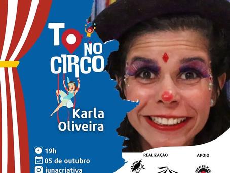 Iuna Criativa entrevista Karla Oliveira e Caracol