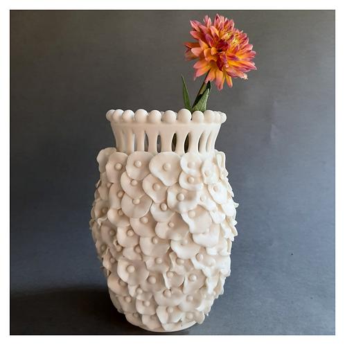RESERVED FOR MYRNA- Floret Vase